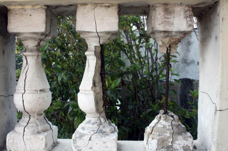 Una balaustrada en La Habana. (DIARIO DE CUBA)