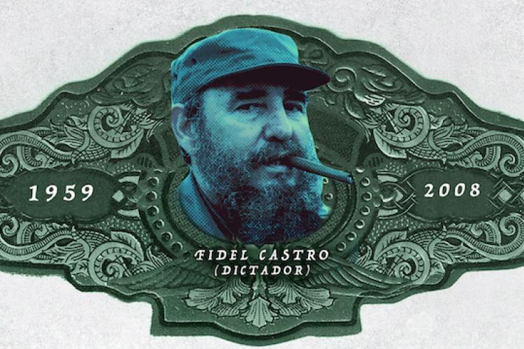 Ilustración. Fidel Castro. DIARIO DE CUBA