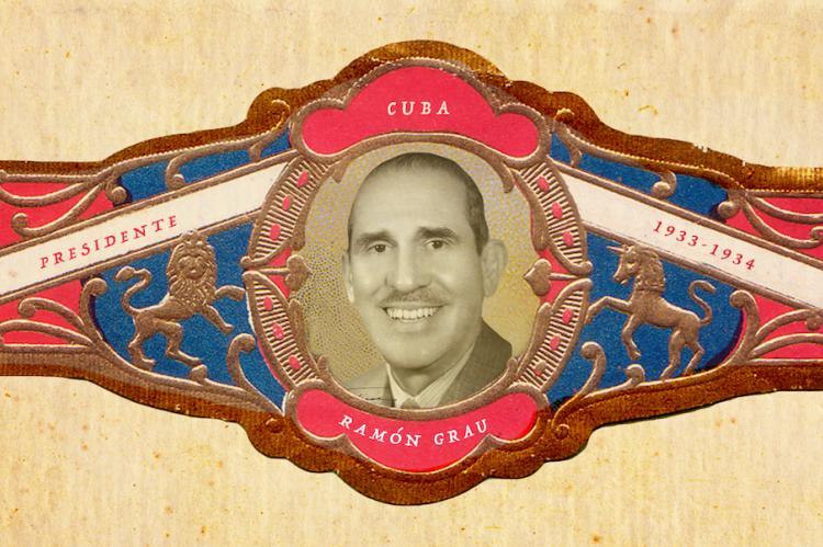 Ilustración. Ramón Grau San Martín. DIARIO DE CUBA