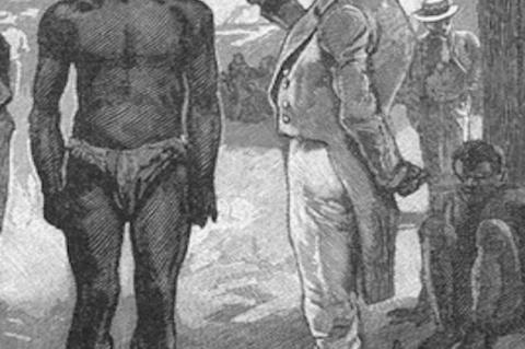 Problema del negro o problema de Cuba - Imágen