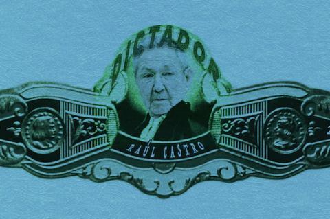 Ilustración. Raúl Castro. DIARIO DE CUBA