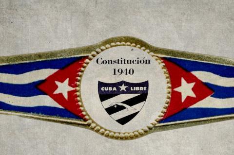 Ilustración. Constitución de 1940. DIARIO DE CUBA