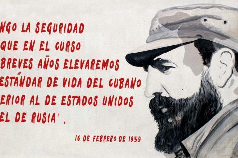 Pensamiento de Fidel 1959