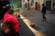 La Habana durante la pandemia de Covid-19